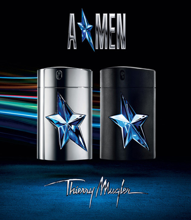 Thierry Mugler – Angel Men (A*Men) (1996) – The Scent of Man