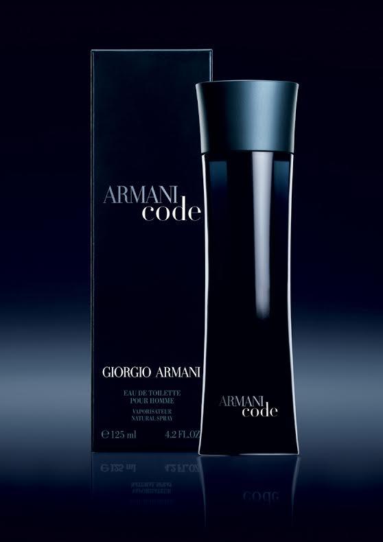 armani code black
