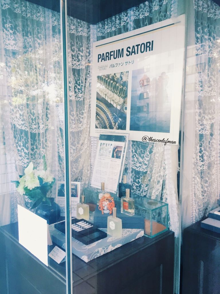 Parfum Satori