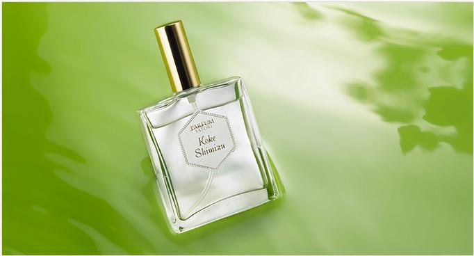Parfum Satori - Koke Shimizu